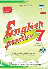 English Practice 7-1 (with answer keys)